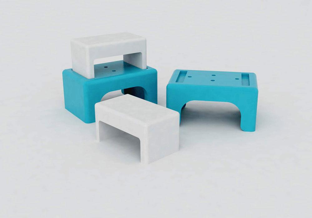 soporte para barras de equilibrio