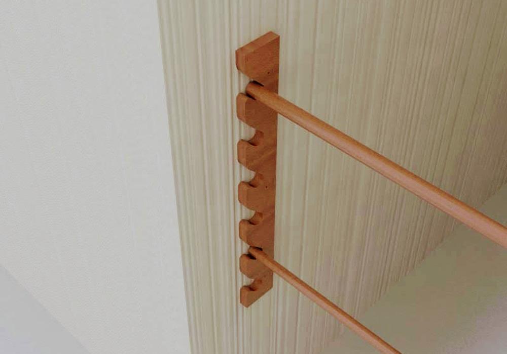 barra de pasillo equilibrio