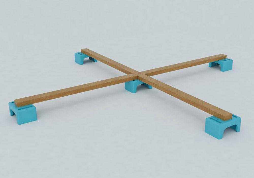 barras de equlibrio formas